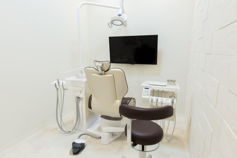 個室ユニット|御茶ノ水プライムデンタル