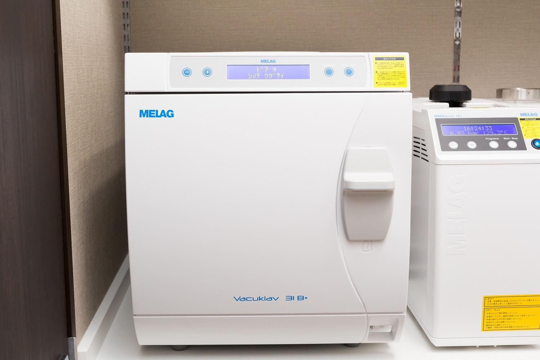 クラスB滅菌器|御茶ノ水プライムデンタル