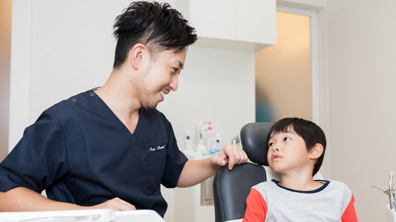 小児歯科専門ドクター 御茶ノ水プライムデンタル